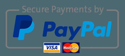 We Accept PayPal Logo - LogoDix