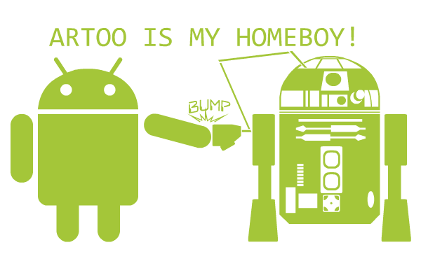 Android Logo - The History Of The Android Logo - Web Design Ledger