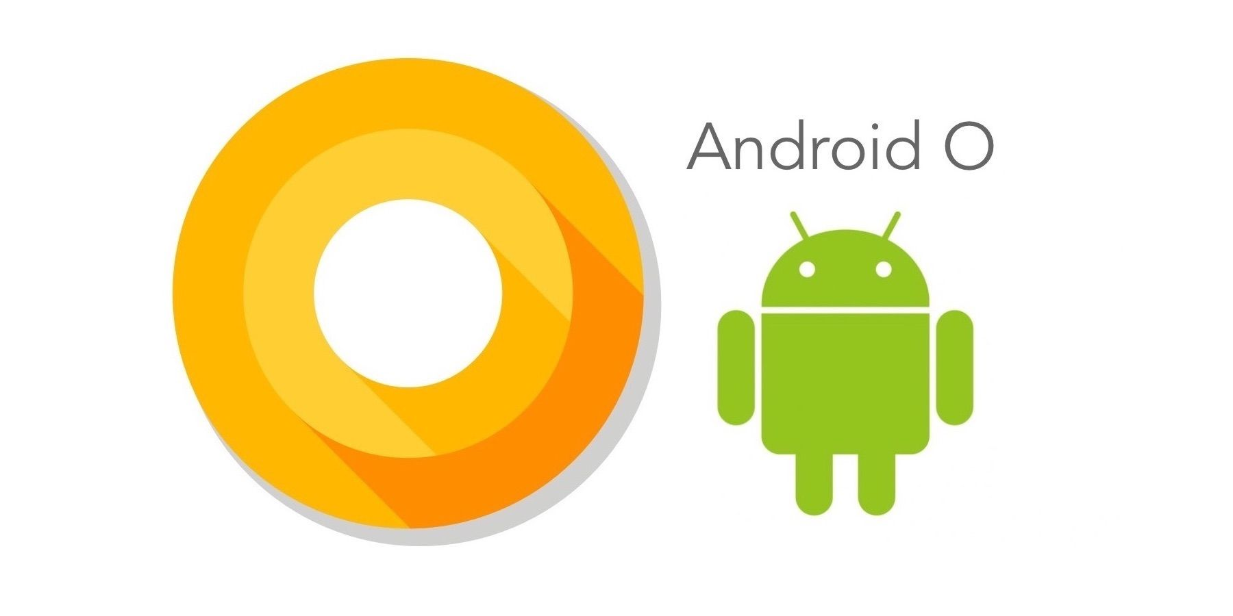 Android Logo - Android 8.0 Update: Launching in Q3 2017 For AOSP & OEMs, Codenamed ...
