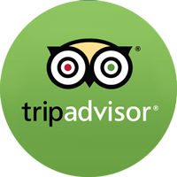 TripAdvisor Logo - Room with Balcony | Carlton George Boutique Hotel Glasgow