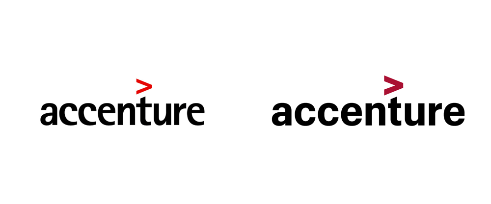 Accenture Logo - Brand New: New Logo and Identity for Accenture