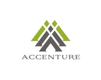 Accenture Logo - ACCENTURE Logo design - This logo is a combination of two components ...