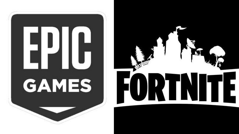 Epic Games Fortnite Logo Logodix The label earns its popularity quite fast and today it has more than 100 million players across the globe. epic games fortnite logo logodix