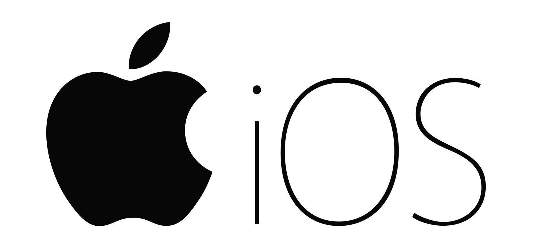 Výsledek obrázku pro ios logo