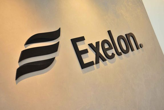 Exelon Logo - Brand New: Exelon Lacks Energy