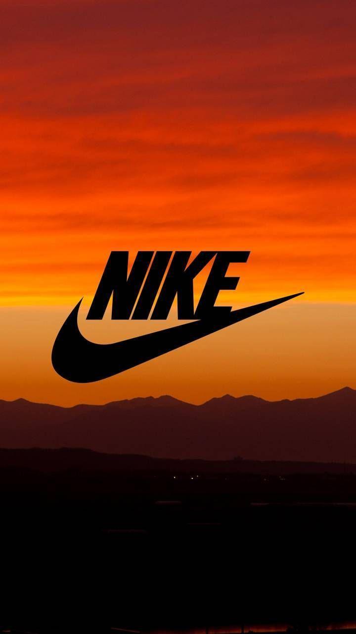 Orange Nike Logo Logodix