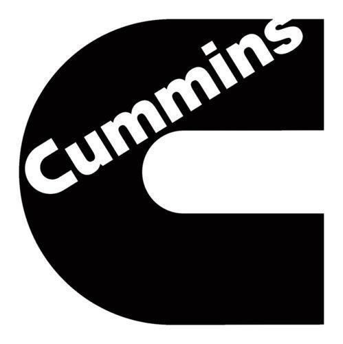 Cummins Logo - Cummins Logo Vinyl Decal Sticker – Comrie Graphics