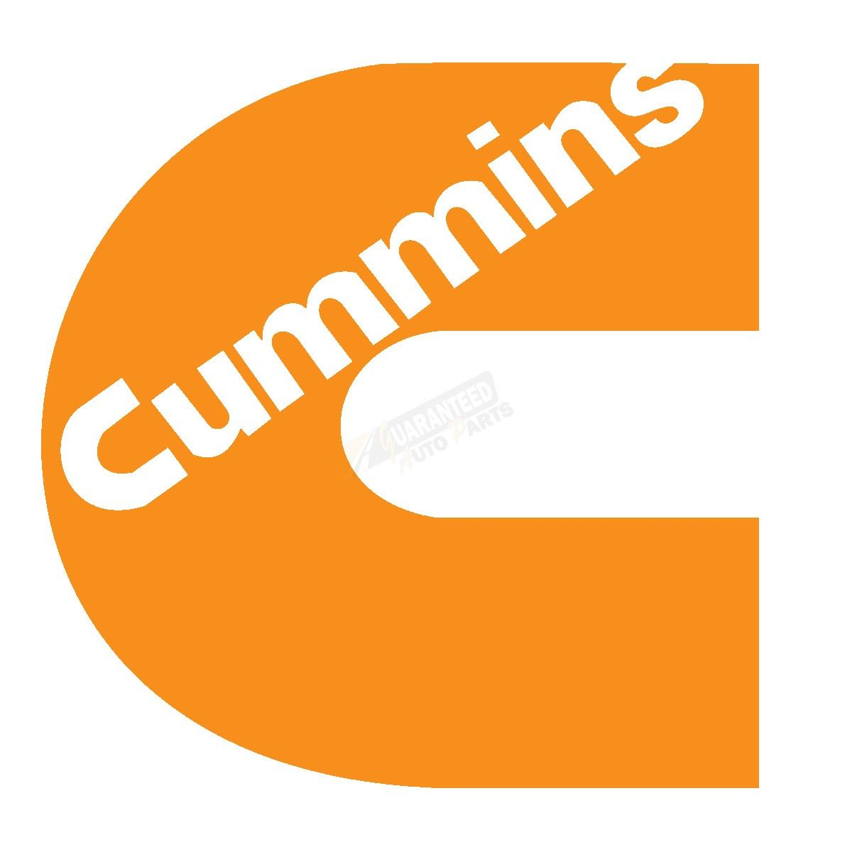 Cummins Logo - Cummins Logo Decal - 11