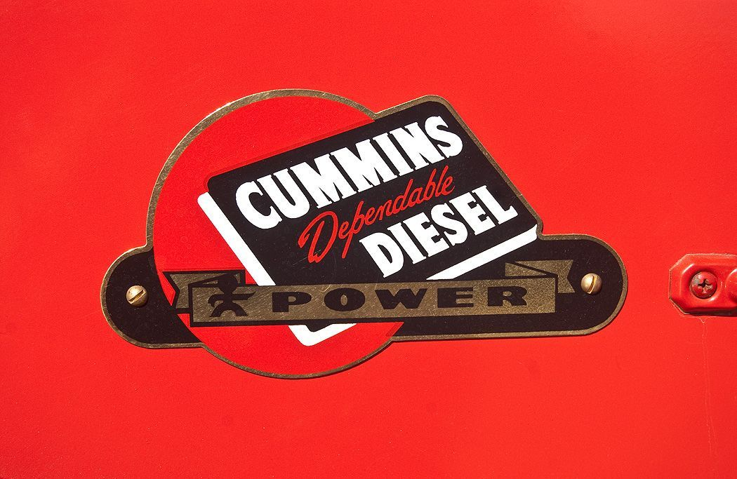 Cummins Logo - old cummins logo | Cummins | Pinterest | Cummins, Dodge trucks and ...