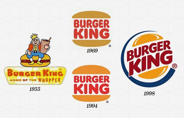 Burger King Logo - Burger King - Evolution of Logos