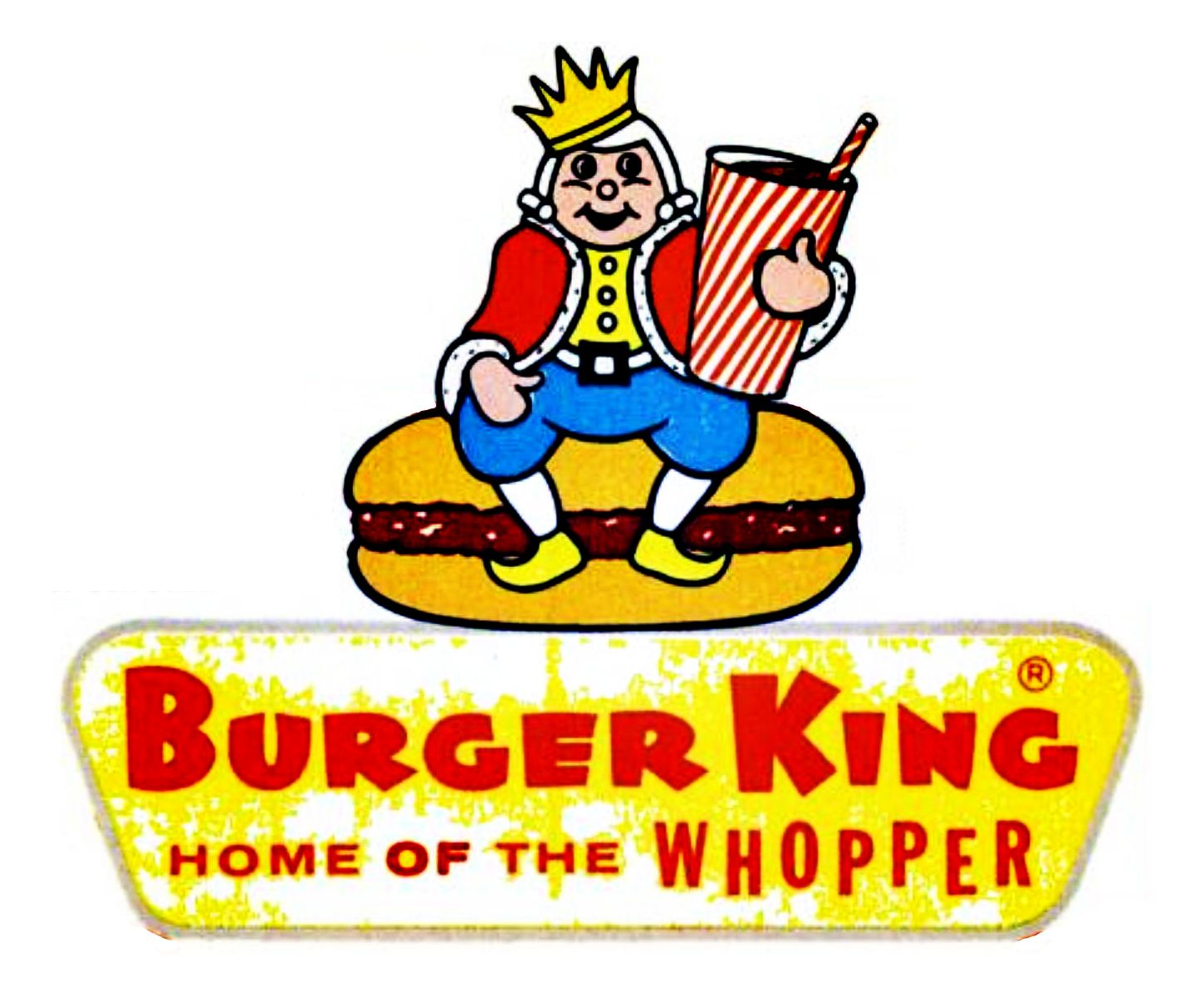 Burger King Logo - Burger King Logo, Burger King Symbol Meaning, History and Evolution