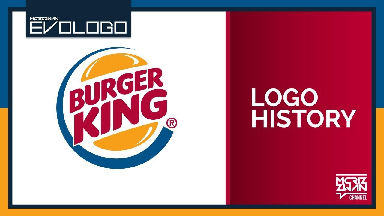 Burger King Logo - Burger King Logo History | Evologo [Evolution of Logo] - YouTube