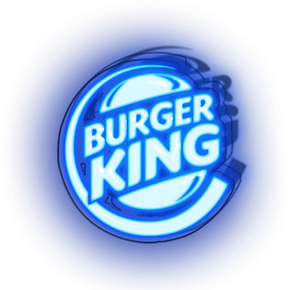 Burger King Logo - Burger King Neon Logo on Student Show
