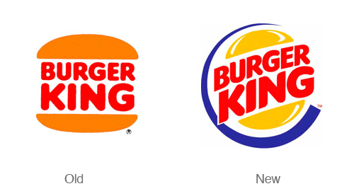 Burger King Logo - Burger King - Old and new #food #design #branding | Restaurant logos ...