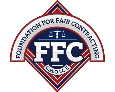 FFC Logo - FFC Choice - Foundation for Fair Contracting