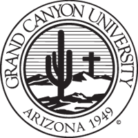 Grand Canyon U Logo - Grand Canyon University