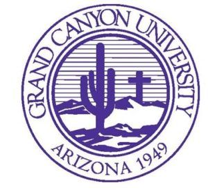 Grand Canyon U Logo - Top 25 Most Affordable Online Ed D Programs 2018