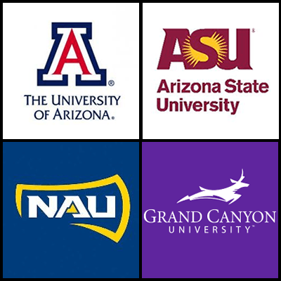 Grand Canyon U Logo - Counseling & Career Center / Arizona Colleges and Universities