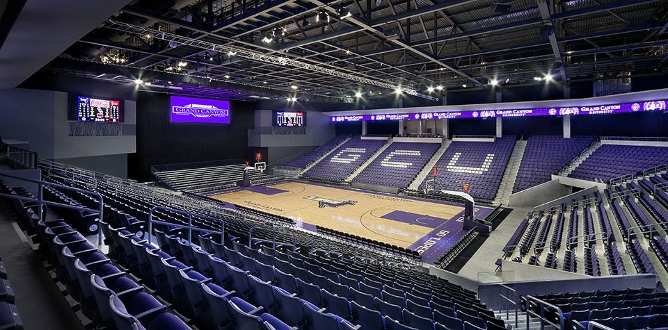 Grand Canyon U Logo - Grand Canyon University Arena