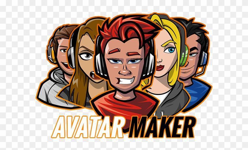 The Best Cartoon Gamer Logo Png Images