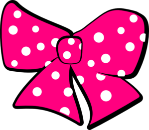Minnie Mouse Logo - Minnie Mouse Bow Clip Art at Clker.com - vector clip art online ...