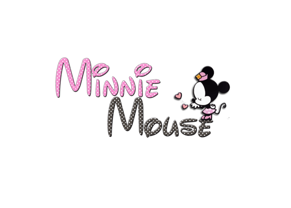 Minnie Mouse Logo - Minnie mouse logo png 6 » PNG Image