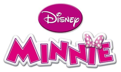 Minnie Mouse Logo - Disney Junior FEBER 6 V Minnie Auto: Amazon.co.uk: Toys & Games