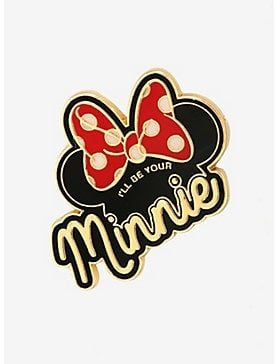 Minnie Mouse Logo - Minnie Mouse Stuff: Tees, Hats & Accessories | BoxLunch