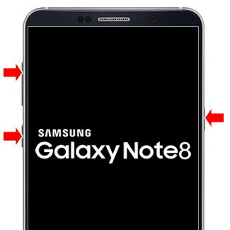 Galaxy Note 8 Logo - Samsung Galaxy Note8 - Factory Data Reset (Powered Off) | Verizon ...