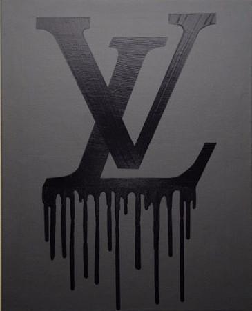 Dripping Lv Logo Logodix