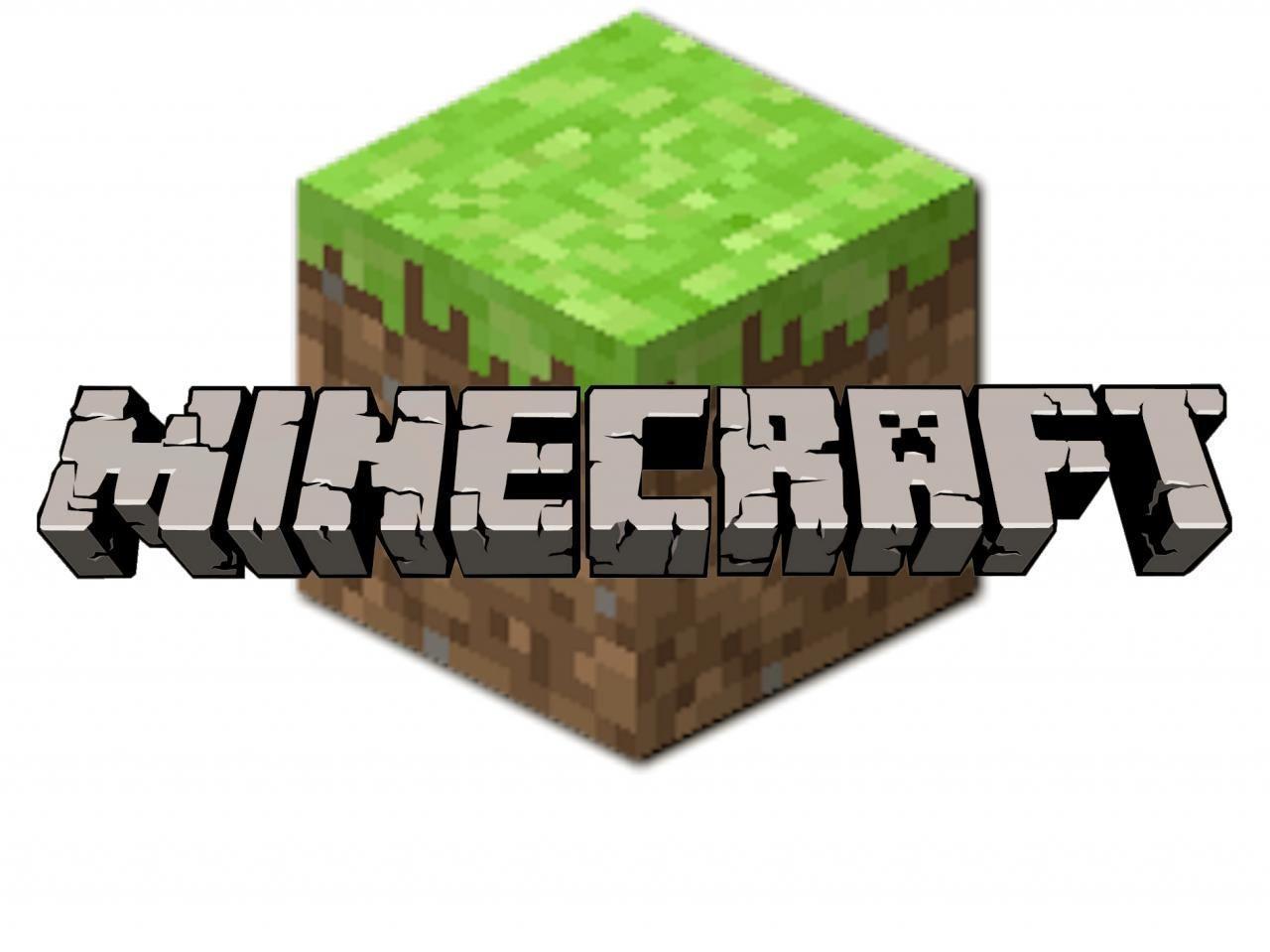 Minecraft Logo Logodix