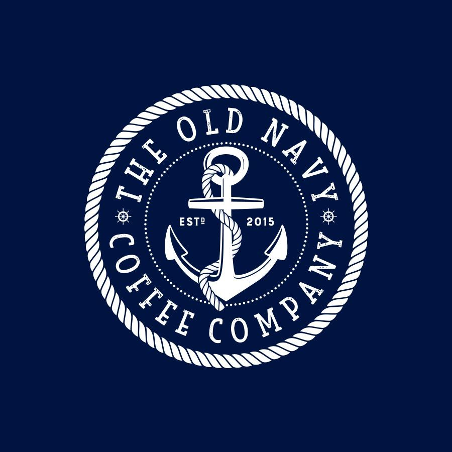Old Navy Logo - The Old Navy Coffee Company - 5150