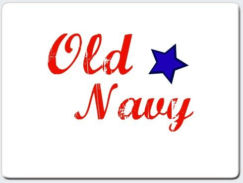 Old Navy Logo - Redesign Project - Old Navy Logo on Behance