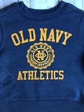 Old Navy Logo - Cotton Blend Old Navy Long Sleeve Unisex Tops & T-Shirts (Newborn-5T ...