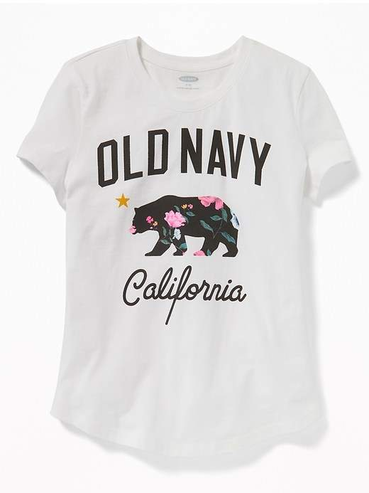 Old Navy Logo - Graphic Crew-Neck Tee for Girls in 2018 | Products | Pinterest | Old ...