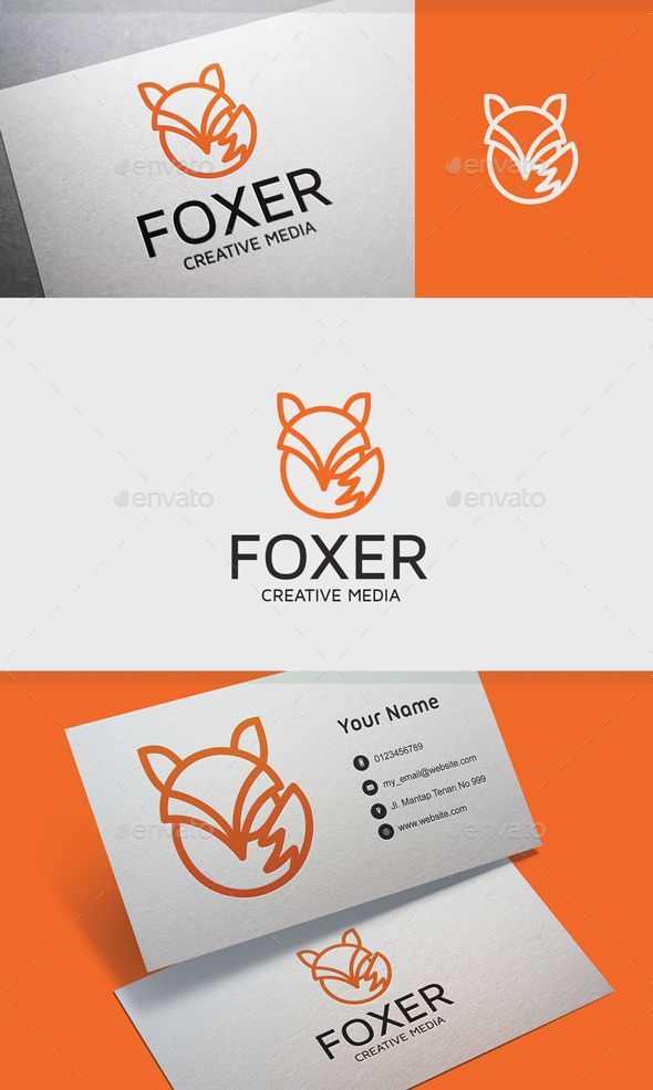 No Fox Logo - LogoDix