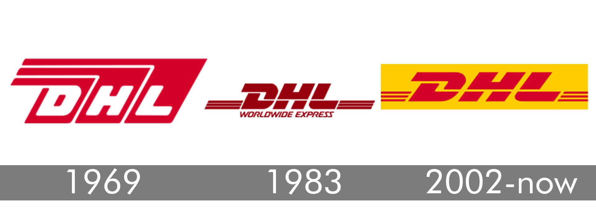 DHL Logo - DHL logo, symbol, meaning, History and Evolution