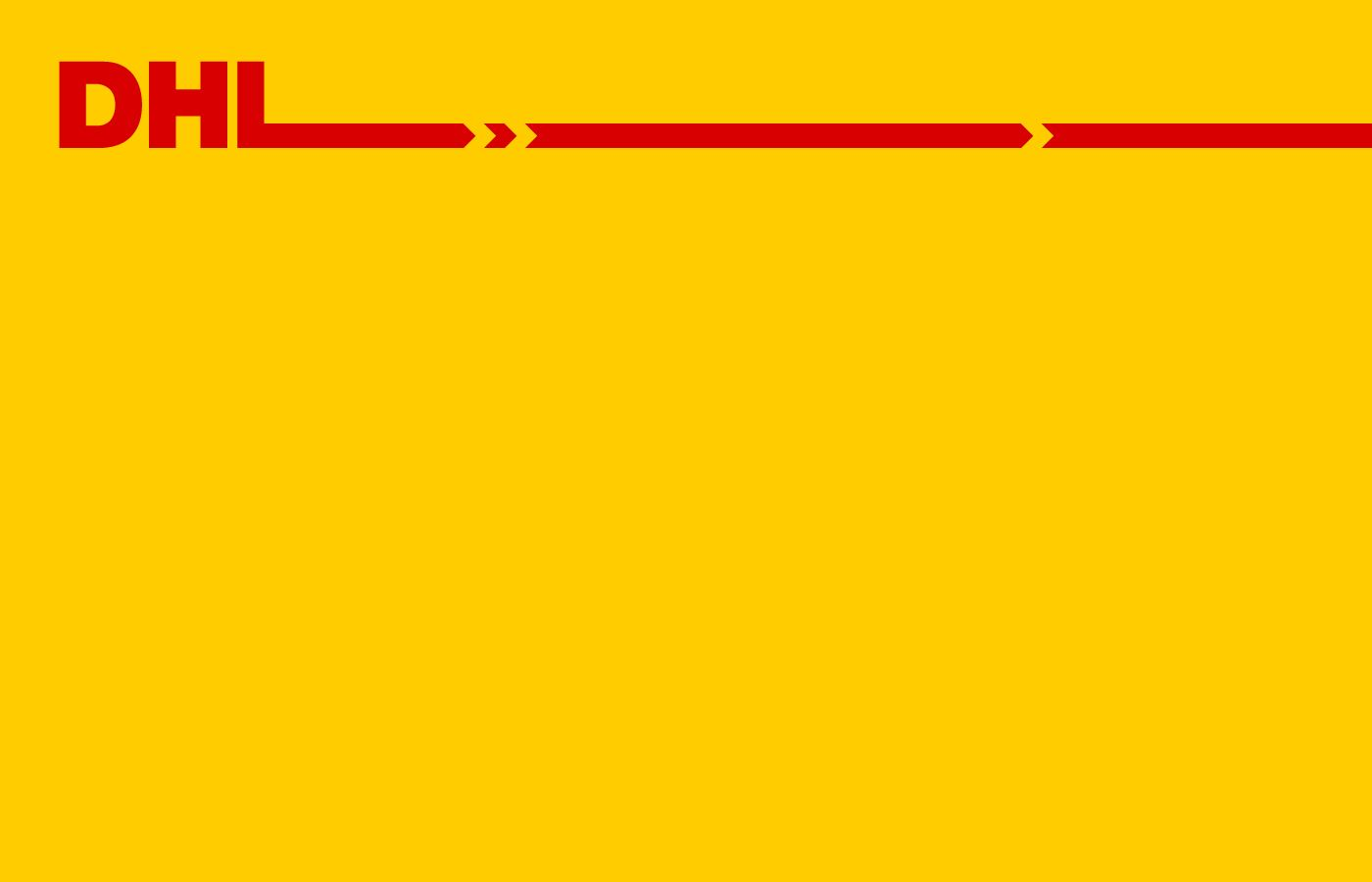 DHL Logo - DHL redesign / Personal on Behance