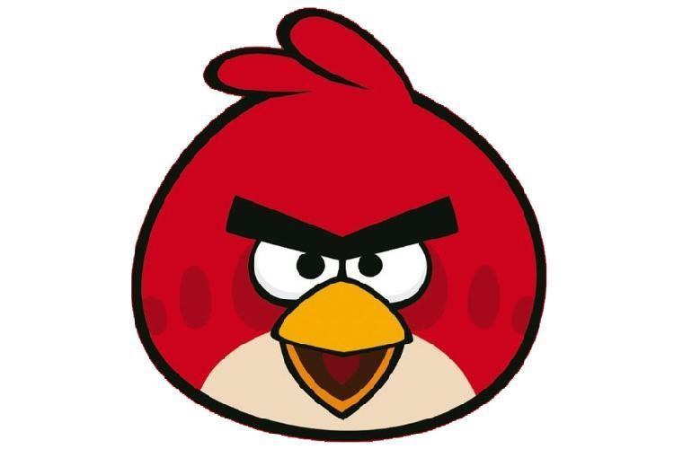 Angry Birds Red Logo - LogoDix