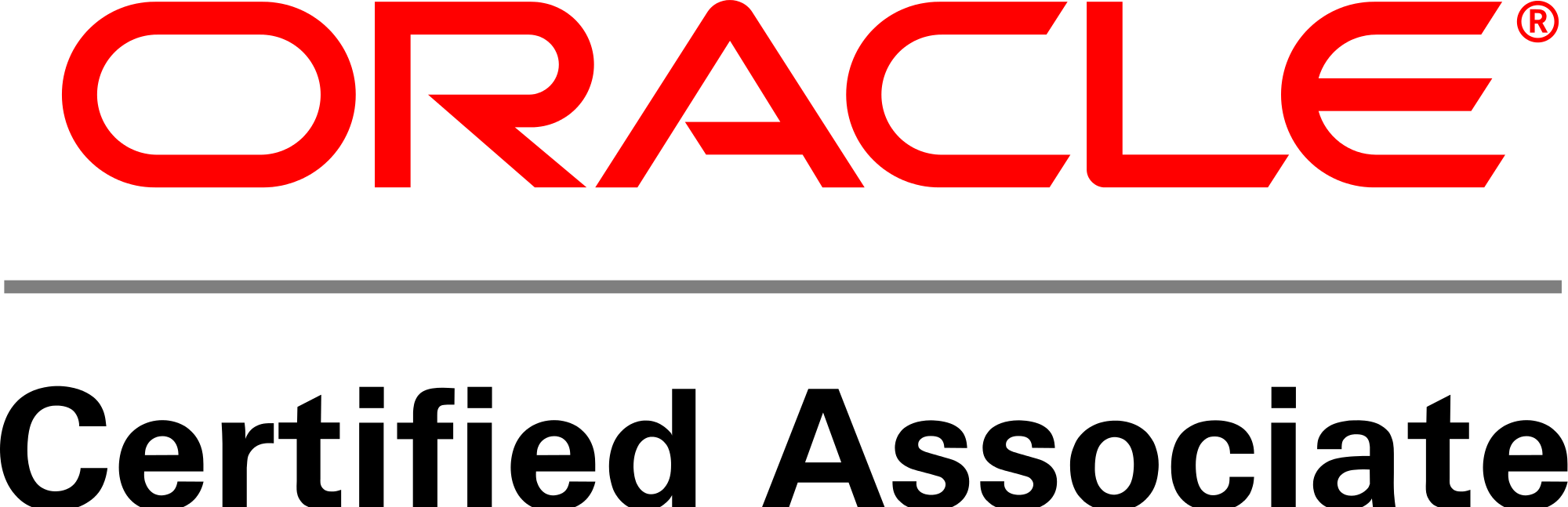 Oracle Logo - File:Oracle Certified Associate Logo.svg - Wikimedia Commons