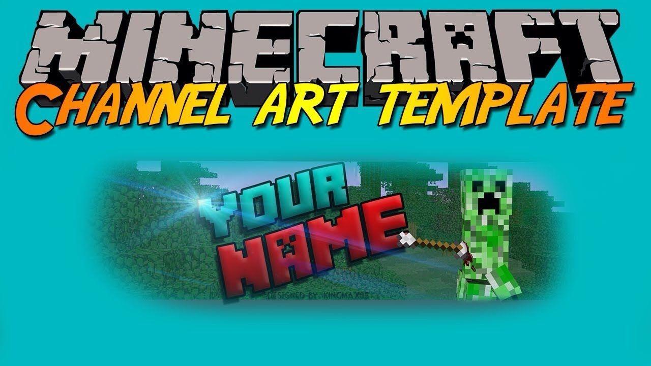 Minecraft YouTube Channel Logo - LogoDix
