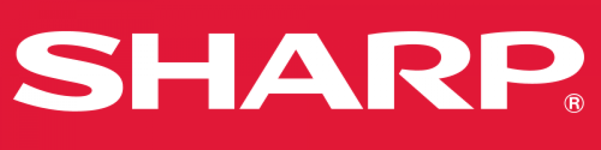 Sharp Logo - LogoDix
