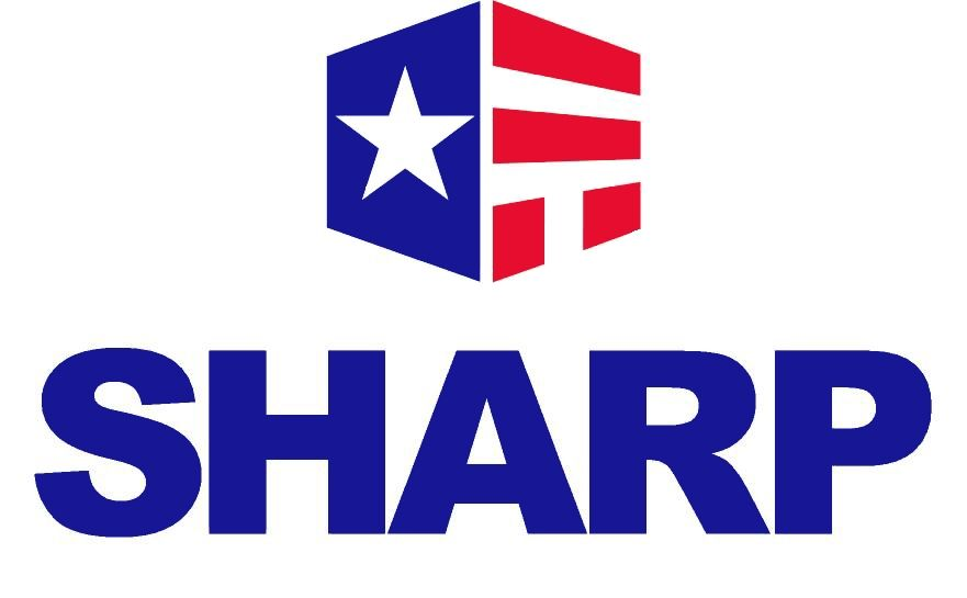 Sharp Logo - Sharp Logo - New Indy Ivex Specialty Paper