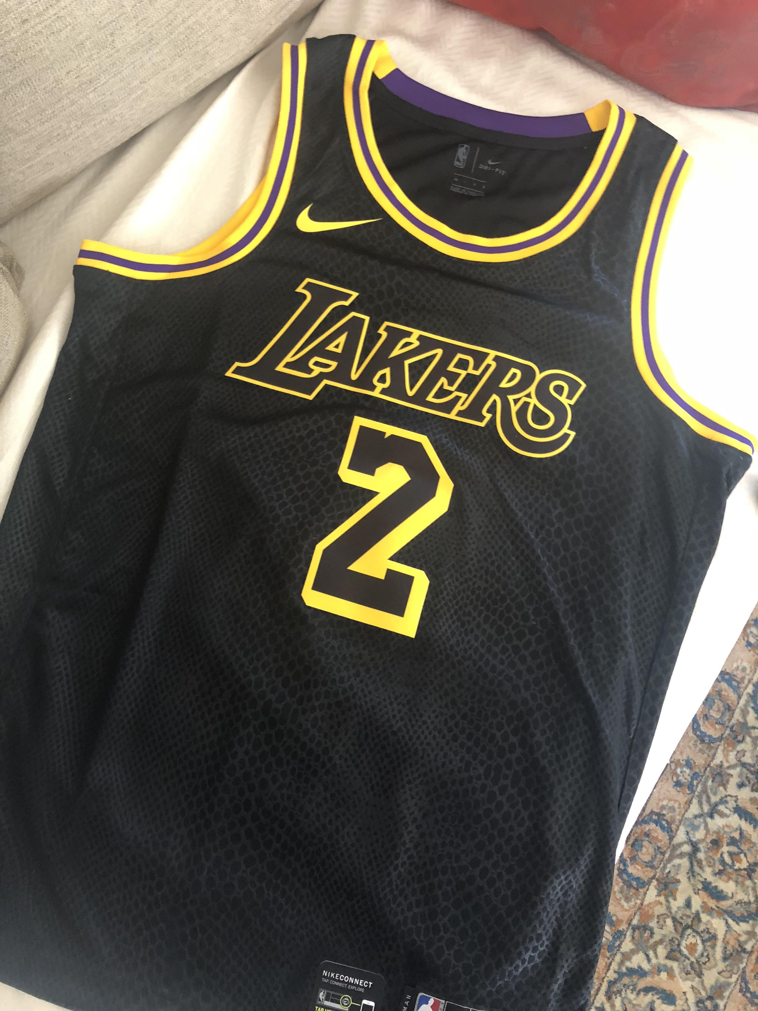 new concept 2040c 0866b Wish On Lakers Jersey Logo - LogoDix