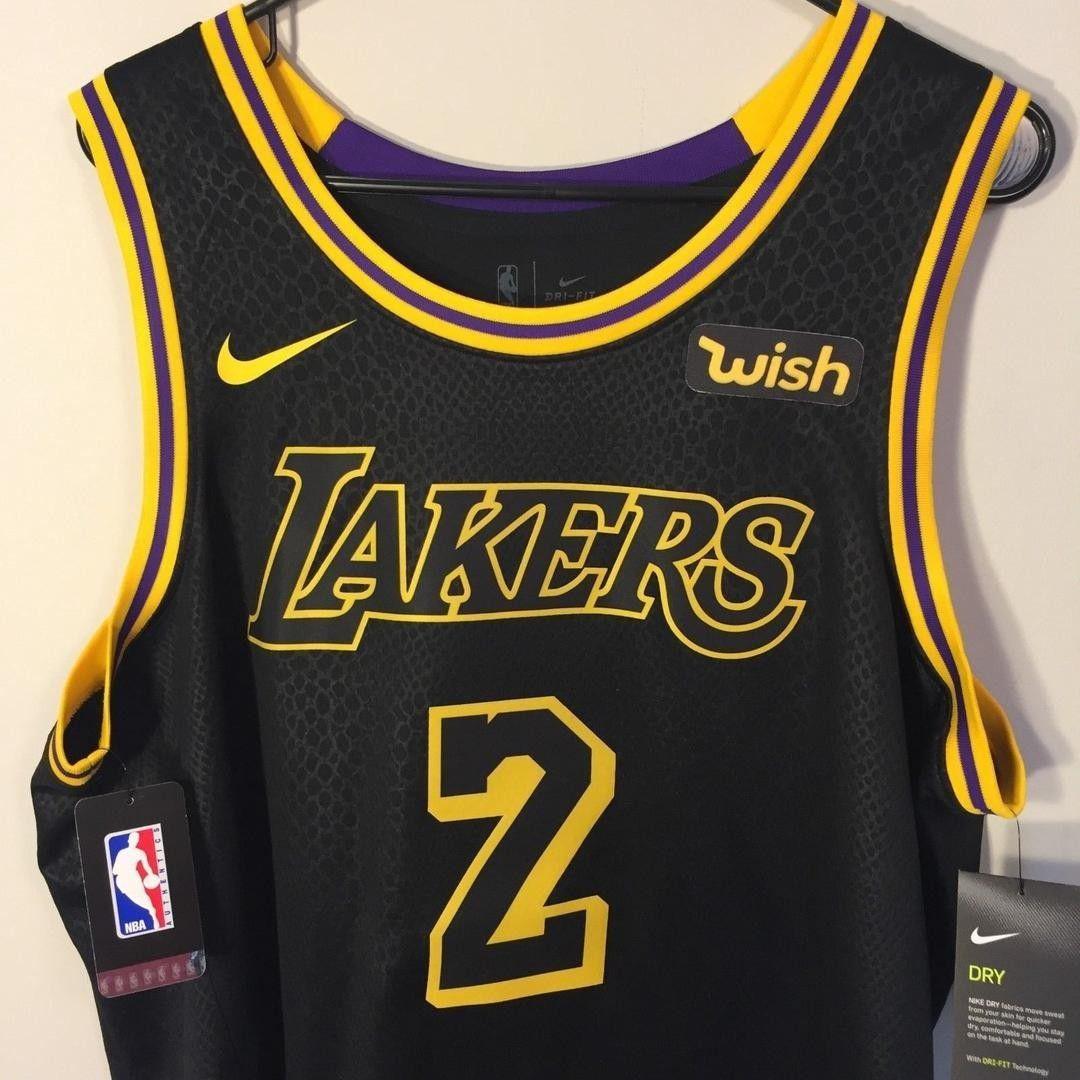new concept c074c d2fc2 Wish On Lakers Jersey Logo - LogoDix