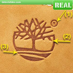 Timberland Logo - How to spot fake: Timberland Boots - 5 Steps (With Photos)