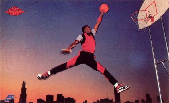 Air Jordan Logo - The Origin of Nike's Jumpman Logo aka The $5.2 Billion Michael ...