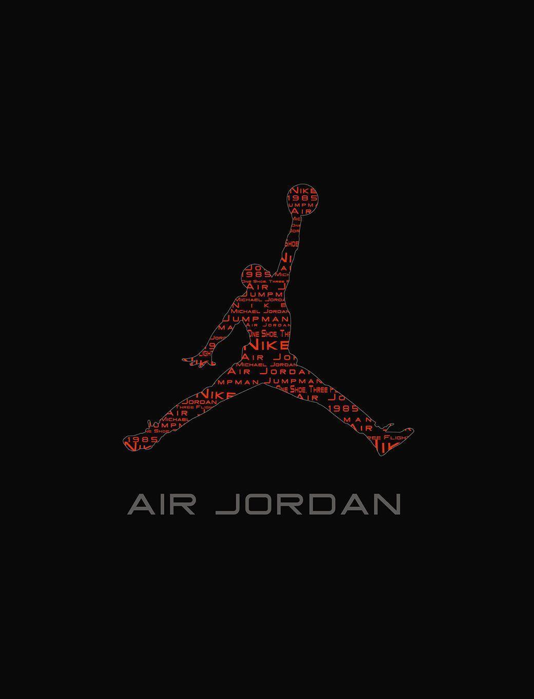 Air Jordan Logo - Air Jordan Logo Wallpapers - Wallpaper Cave