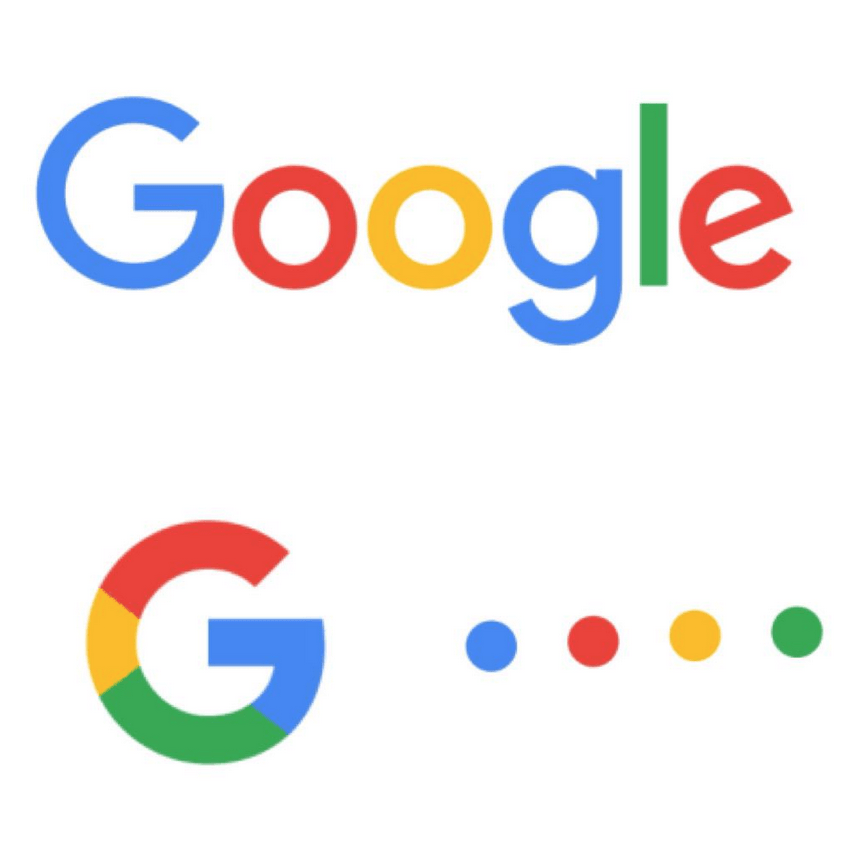 Google Logo - New Google Logo: With change comes great responsibility