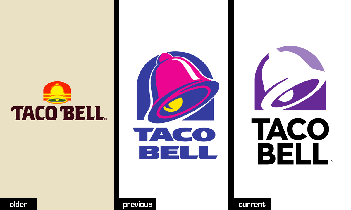 Taco Bell Logo - What's wrong with the Taco Bell logo? — Jon Fitzsimmons Branding ...